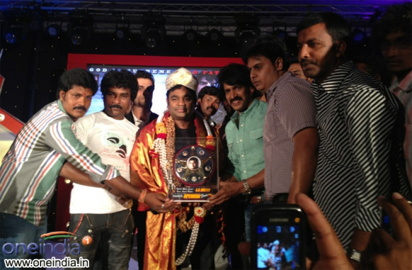Godfather Audio Launch Photos