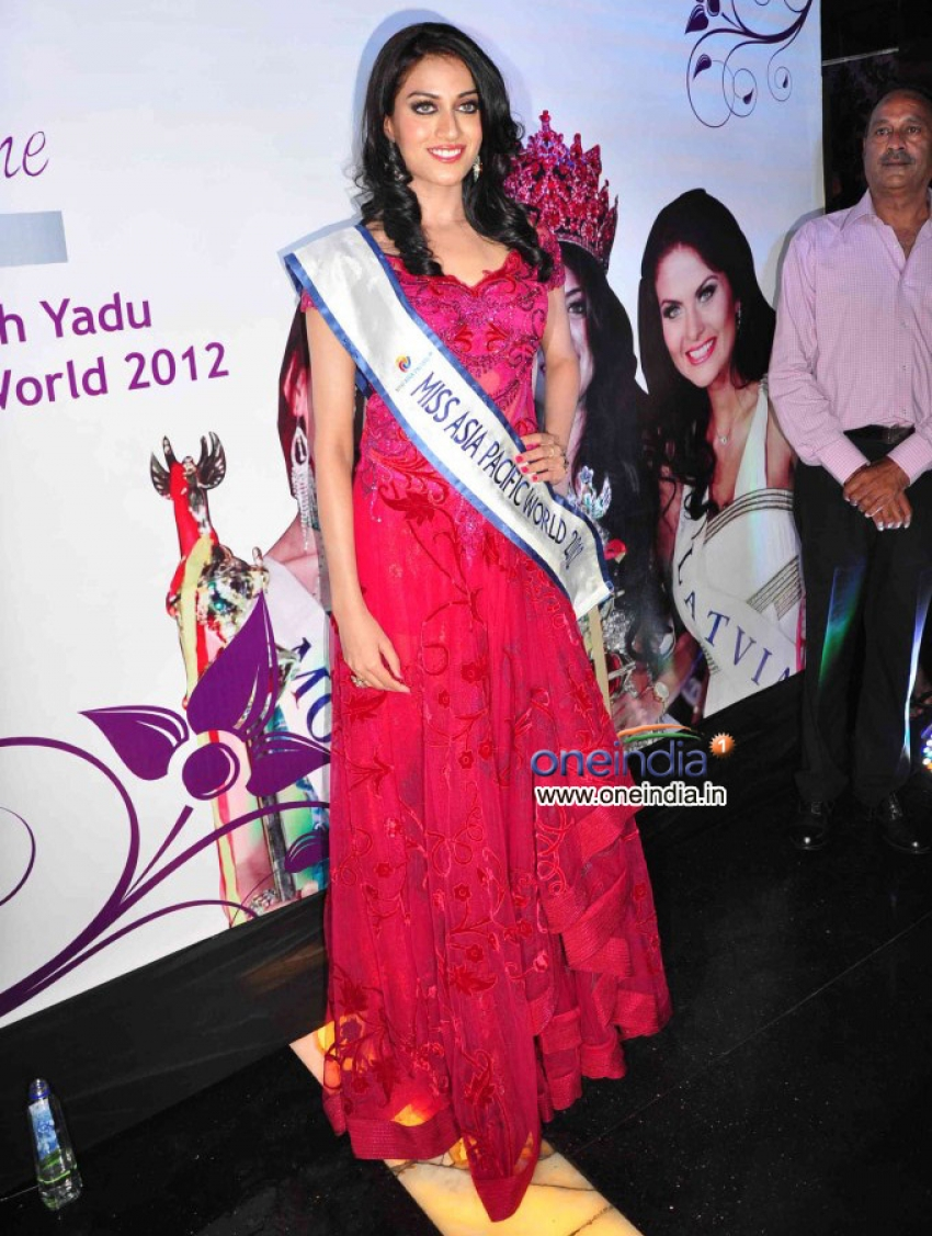 I AM SHE 2012 Press Conference Photos