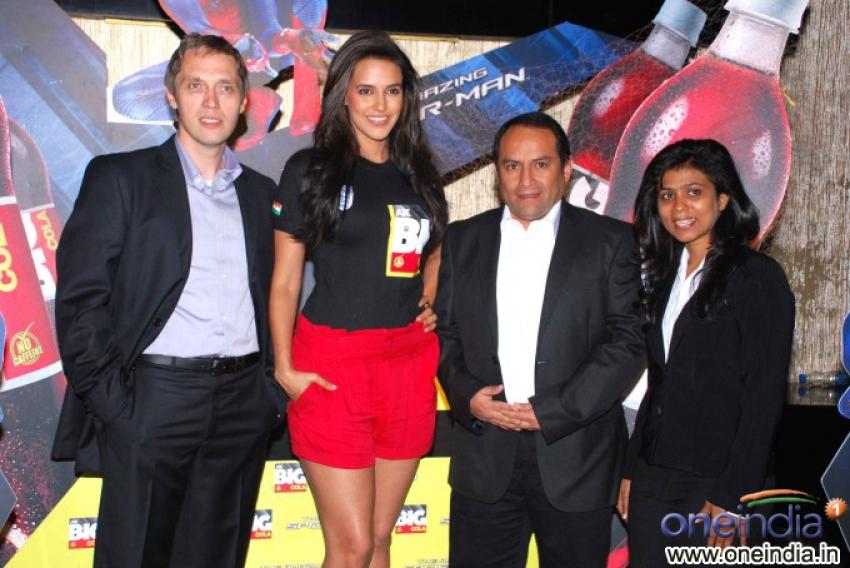 35caa3e2ac97ca AJE Big Cola Launch Photos - FilmiBeat