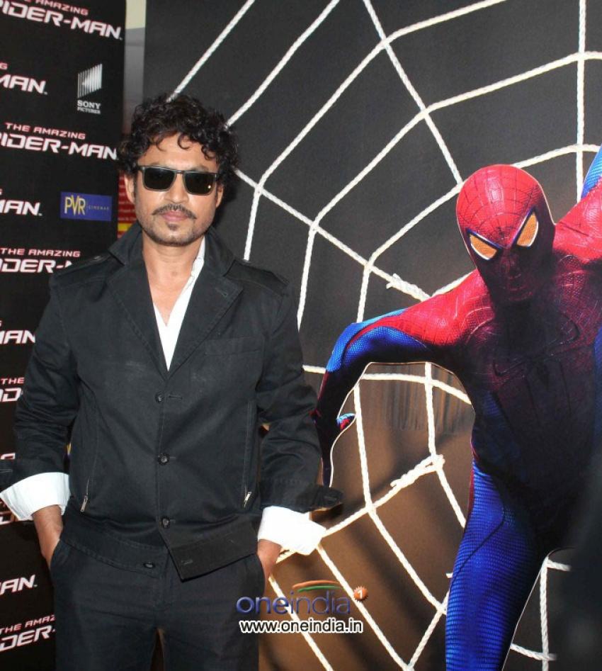 The Amazing Spider-Man Press Meet Photos