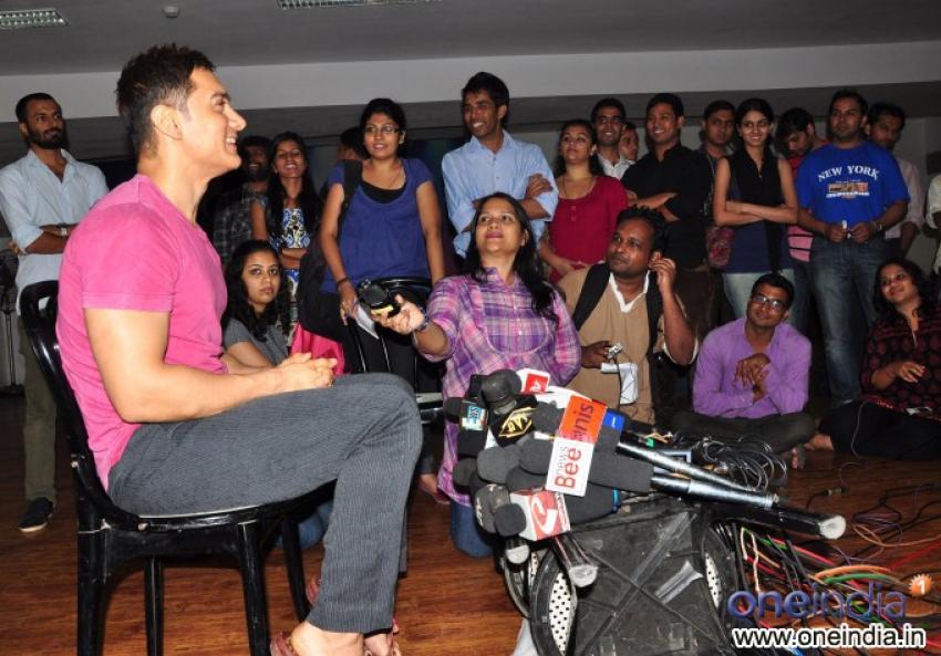 Satyamev Jayate Press Conference