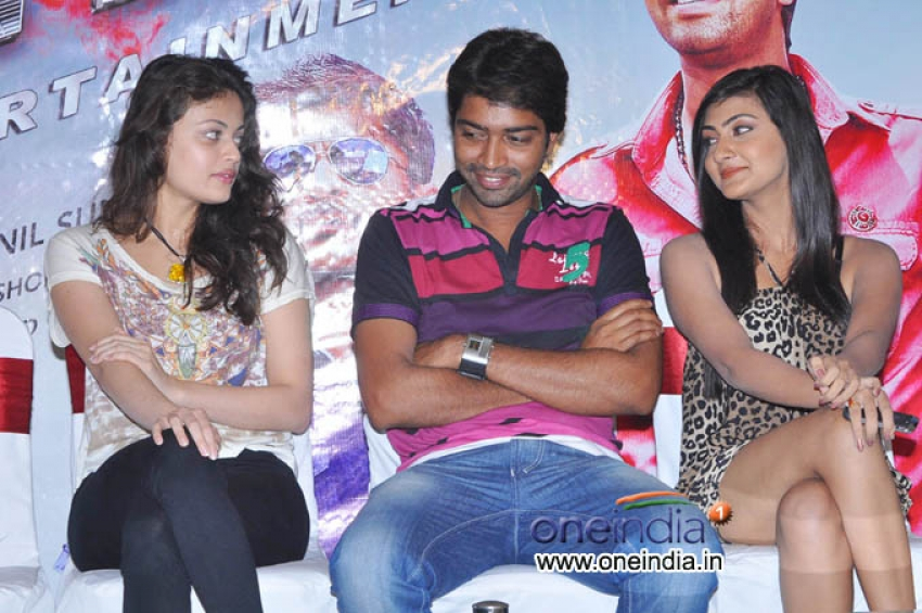 Action Press Meet