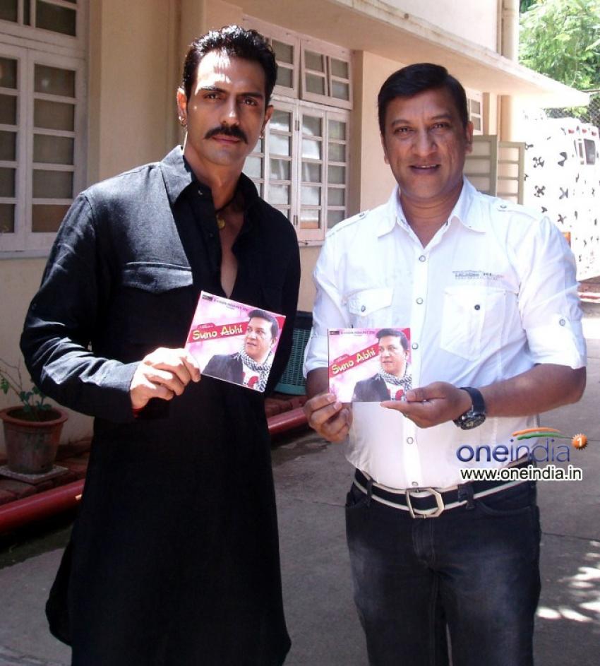 Allan Vaz Album Suno Abhi Launch