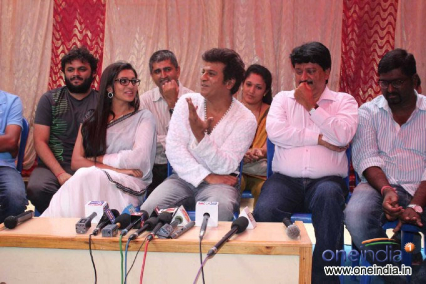 Andar Bahar Press Meet