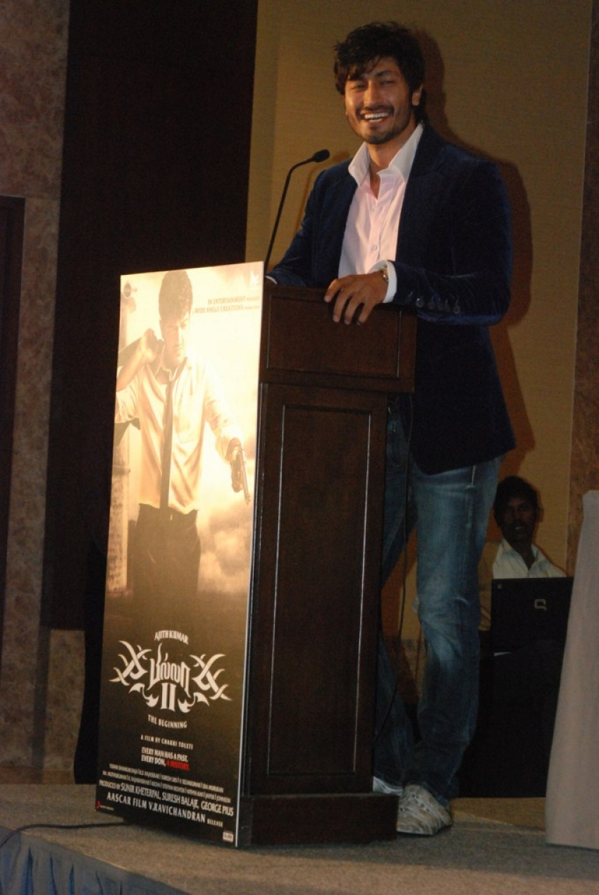 Billa 2 press meet