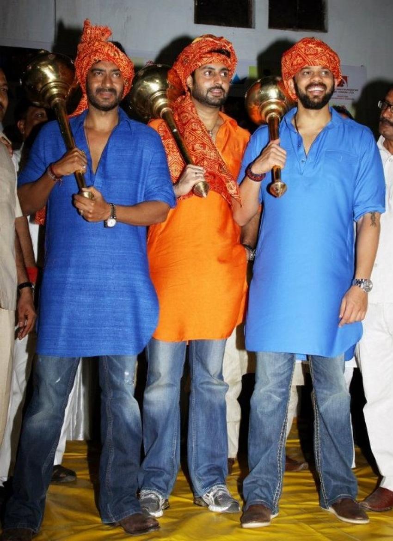 Bol Bachchan Promotion