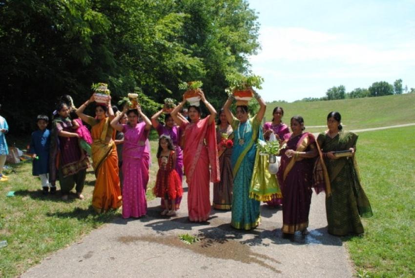 Bonalu Celebration in USA