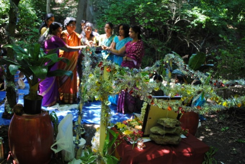 Bonalu Celebration in USA