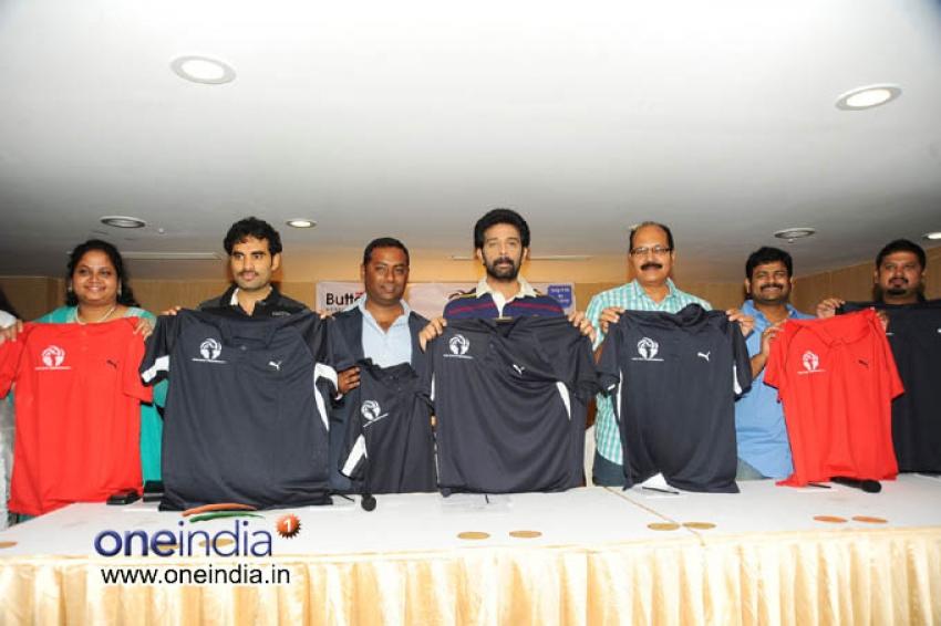 Corporate Premier League Press Meet