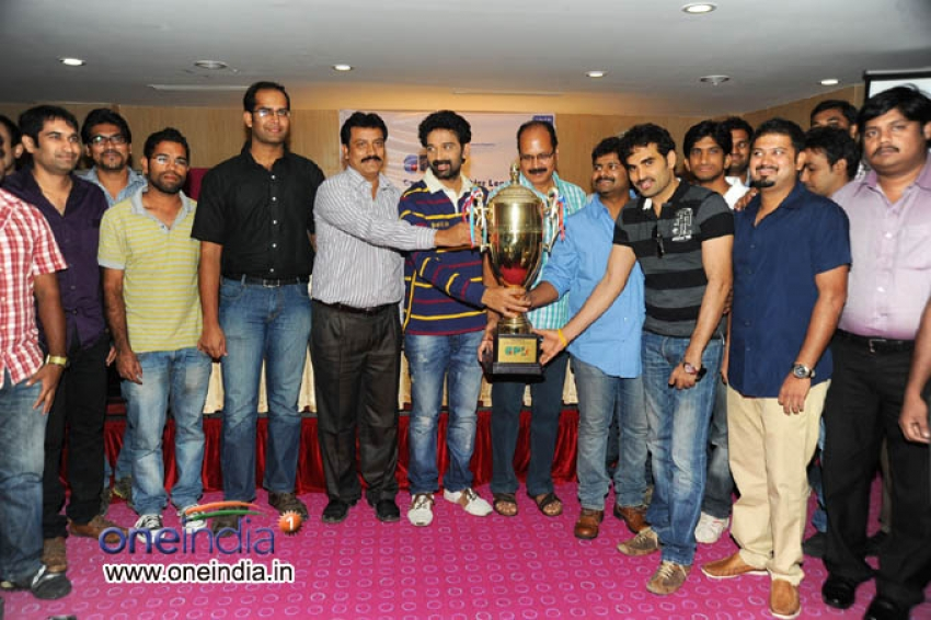 Corporate Premier League Press Meet