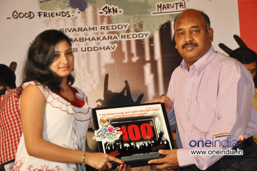 Ee Rojullo 100 days Celebrations