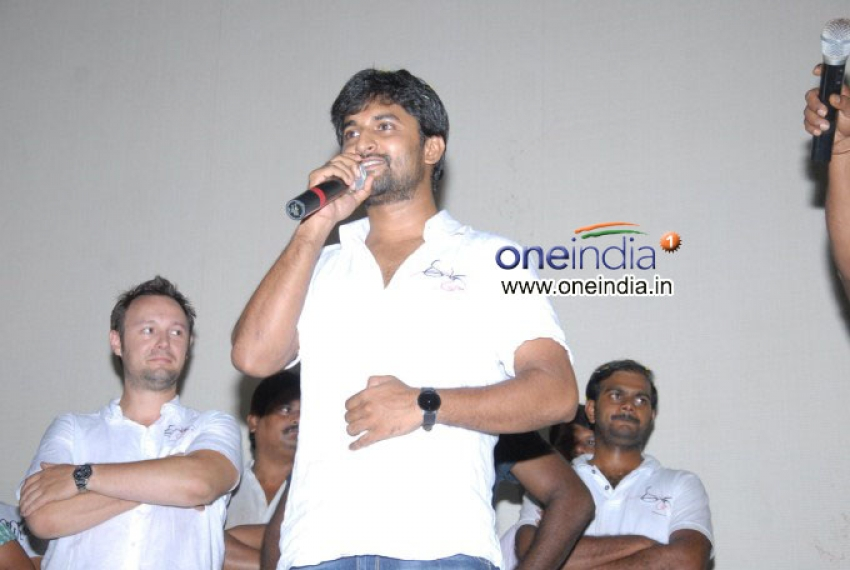 Eega Success Tour