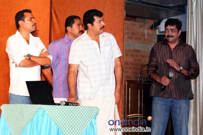 EMSum Penkuttiyum Movie Pooja