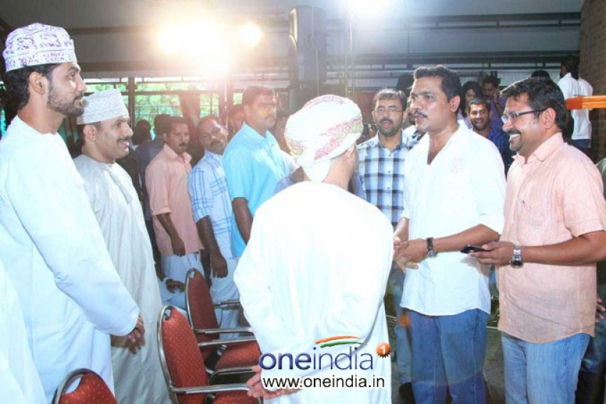EMSum Penkuttiyum Movie Pooja