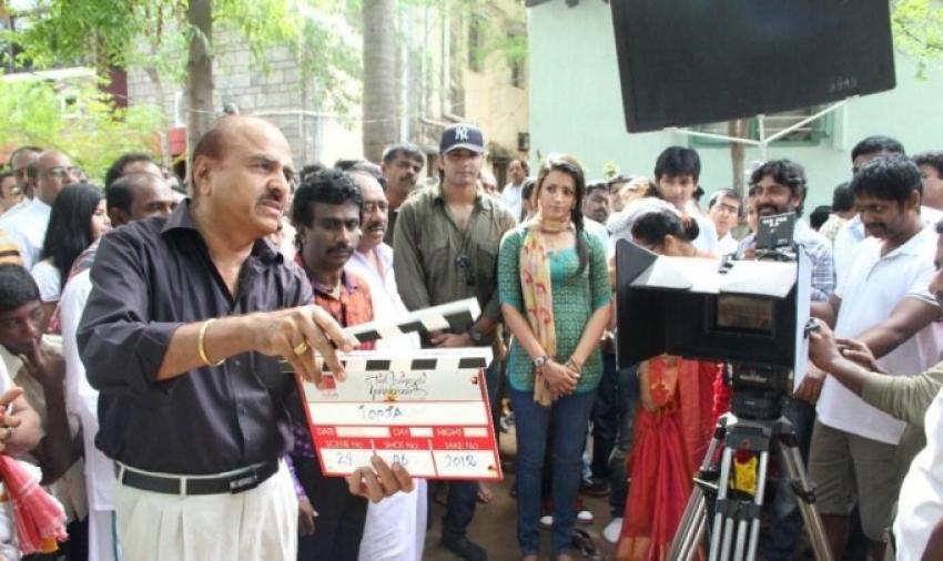 Endrendrum Punnagai Movie Launch