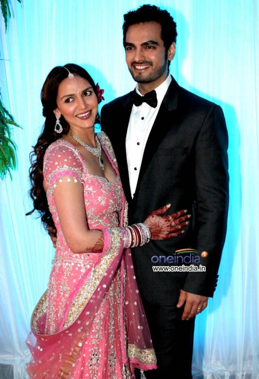 Vidya Balan Wedding Reception Pictures Gallery Decoration