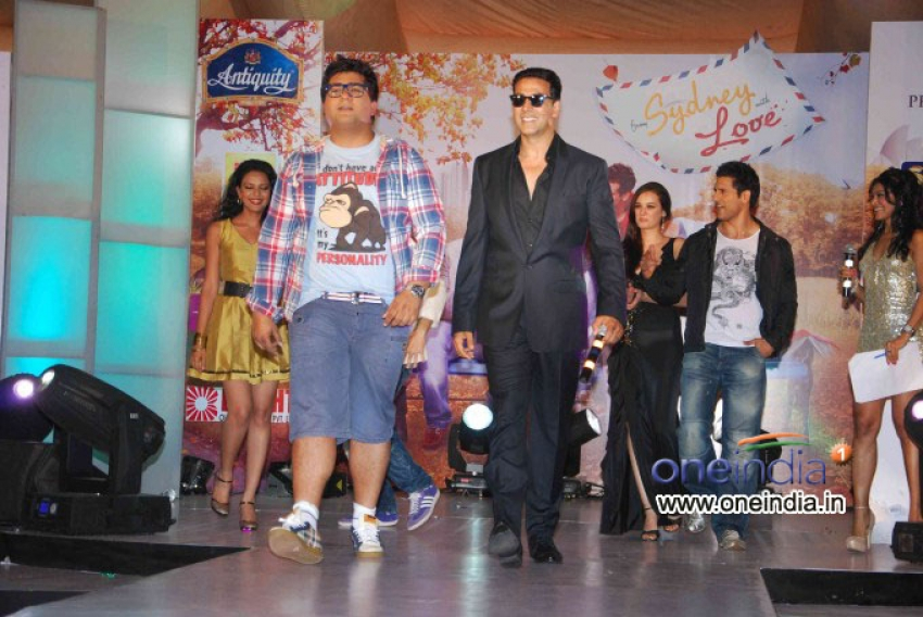 From Sydney With Love Music Launch