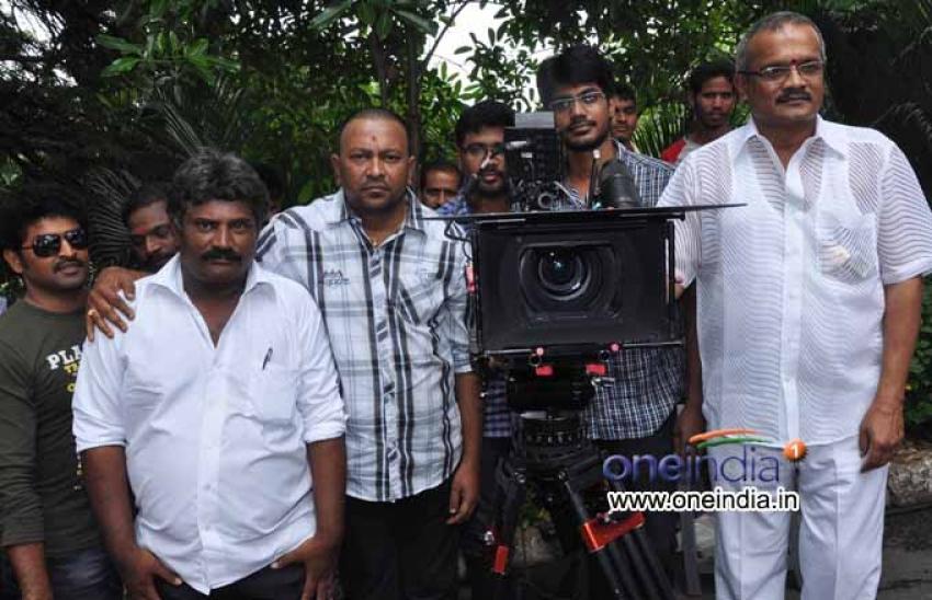 Gaja Donga Movie Muhurat