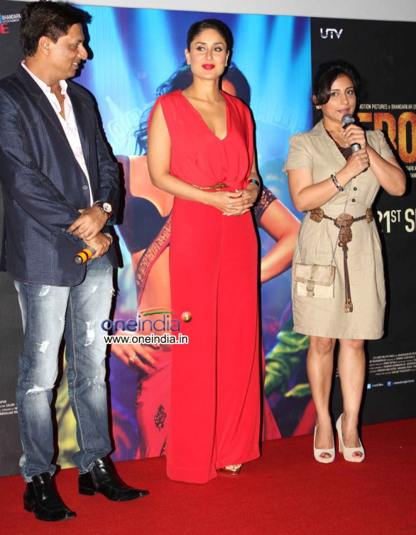 Heroine First Look Launch