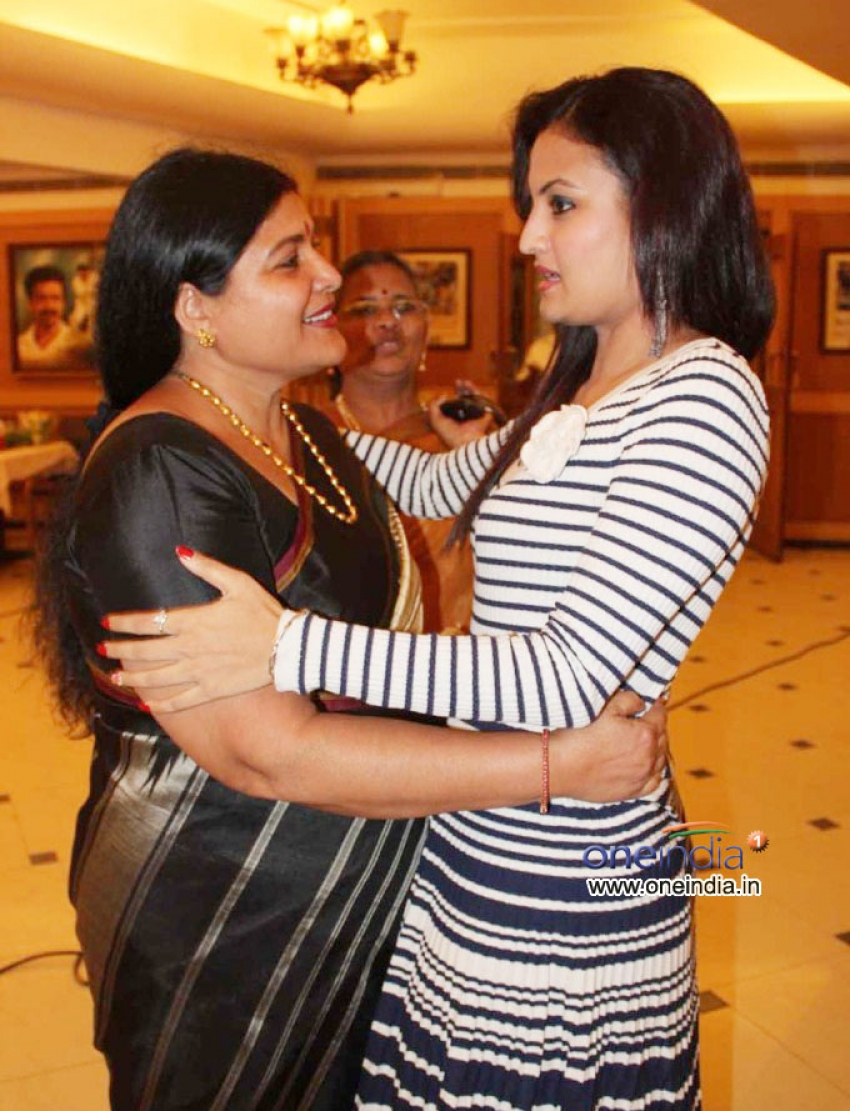 Jayamala-Soundarya at Special Get-To-Gether Program