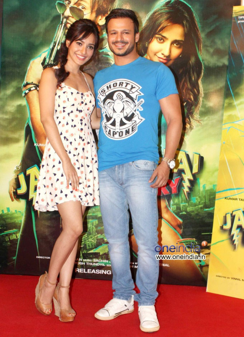 Jayanta Bhai Ki Luv Story Press Meet