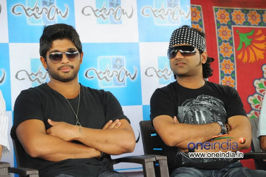 Julayi Movie Press Meet
