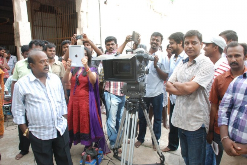Kanna Laddu Thinna Aasaiya Movie Launch