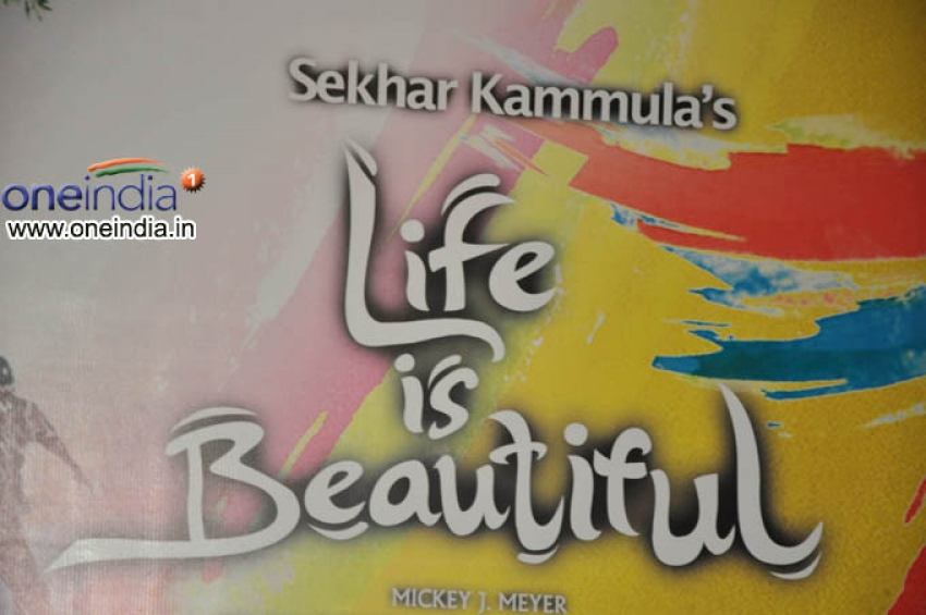Life is Beautiful Press Meet