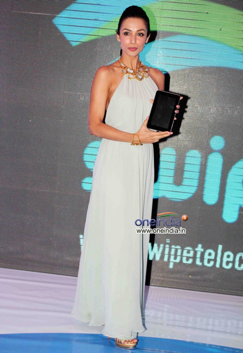 Swipe Telecom's 3D Tablet PC Launch