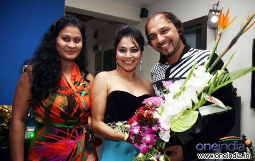 Nikita Rawal Birthday Bash 2012