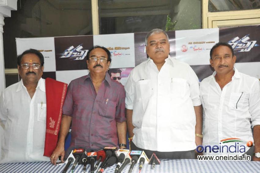 Racha 100 Days Press Meet