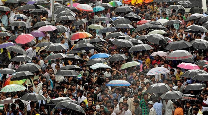 Rajesh Khanna's funeral procession