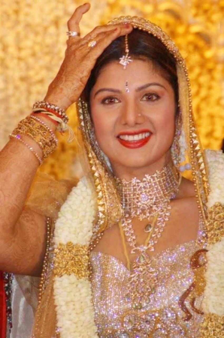 Rambha Marriage with Indra Kumar