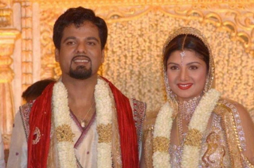 Rambha Marriage with Indra Kumar