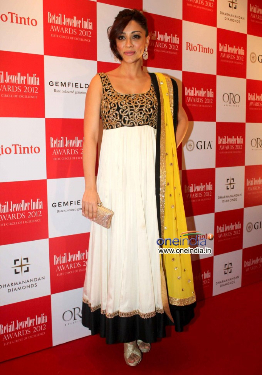 Retail Jewellers India Awards 2012