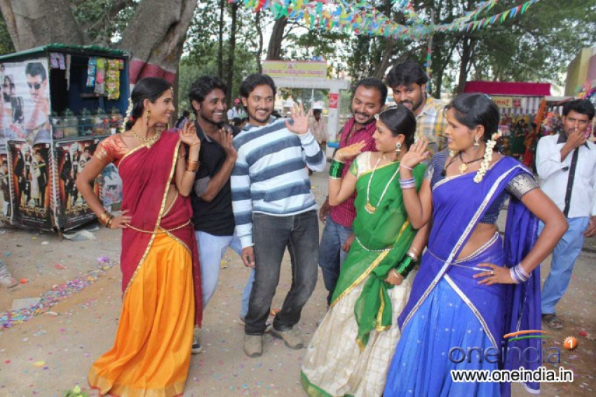 Sadagara Movie Shooting