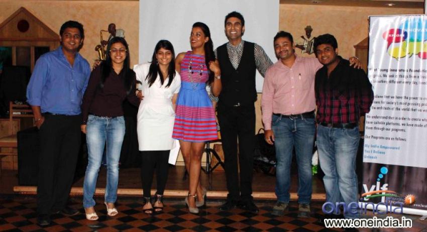 Sandip Soparkar Party 2012