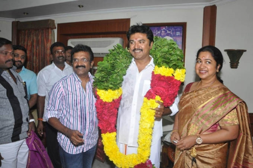 Sarathkumar Birthday Celebration