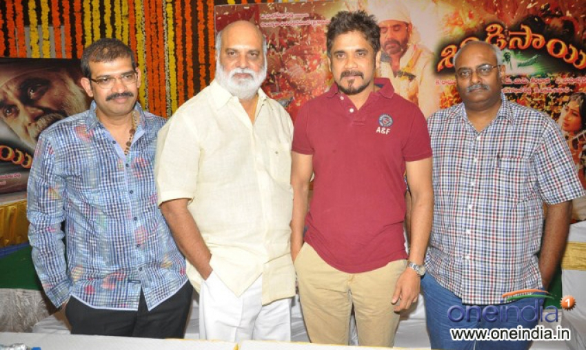 Shirdi Sai Press Meet