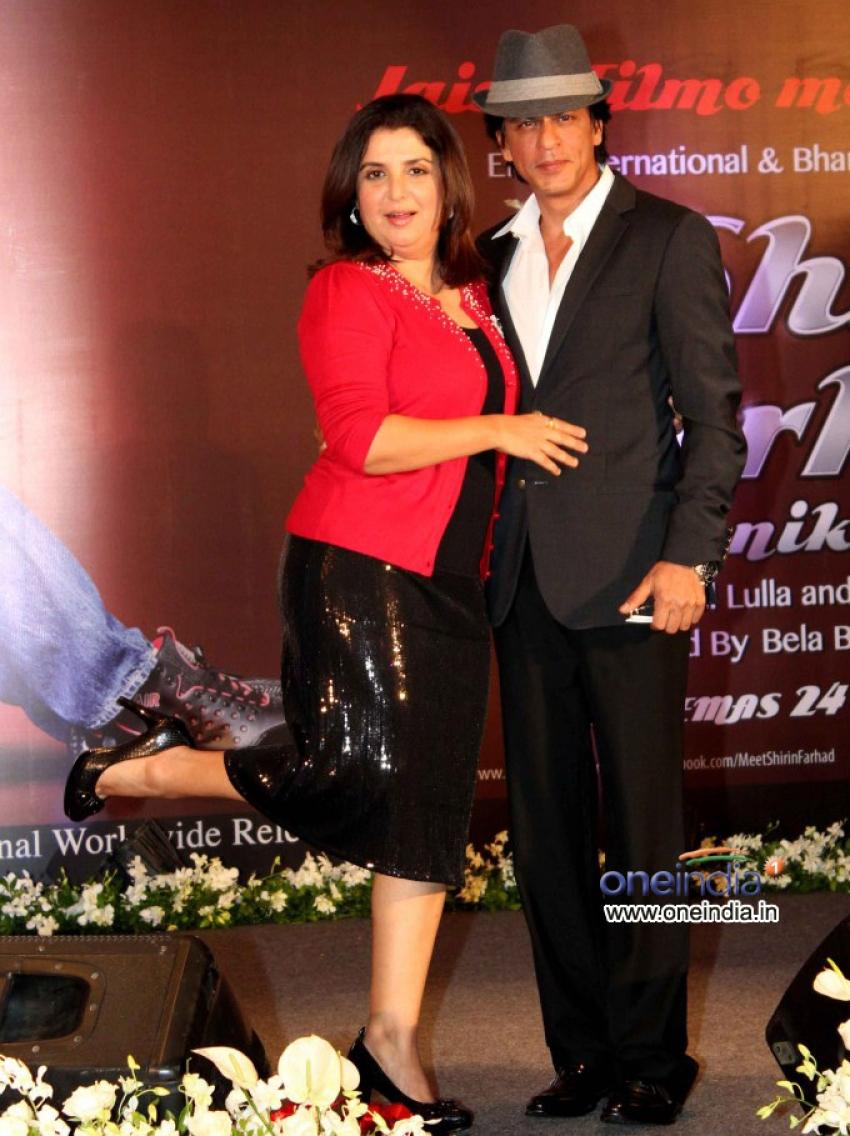 Shirin Farhad Ki Toh Nikal Padi Audio Launch