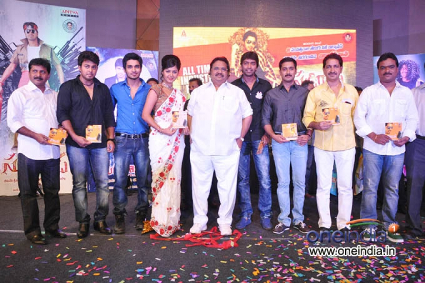 Sudigadu Audio Launch