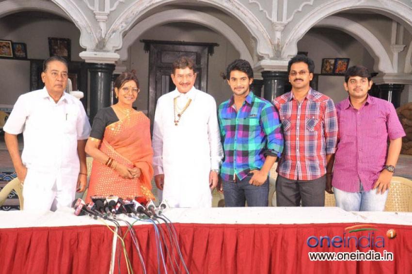 Sukumarudu Press Meet