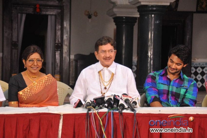Sukumarudu Press Meet