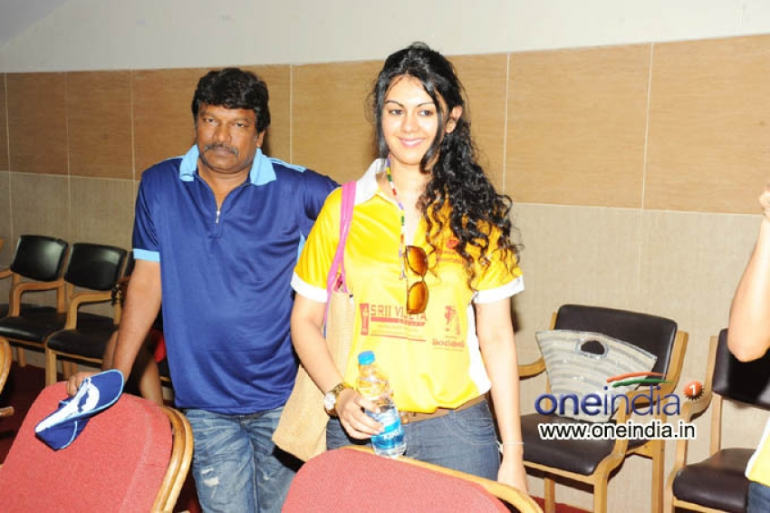 Tollywood Cricket League at Vizag