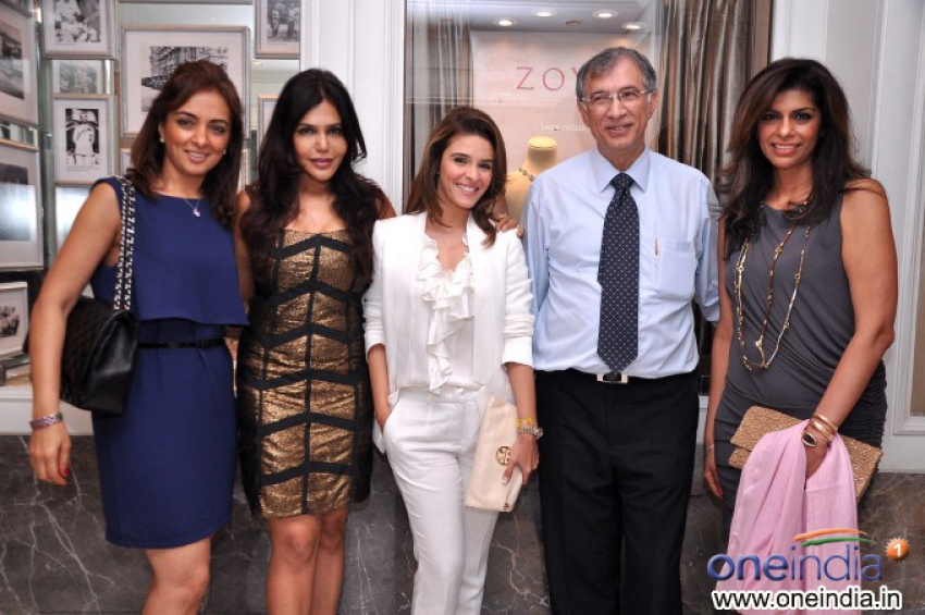 Unveiling of the Exquisite Zoya window
