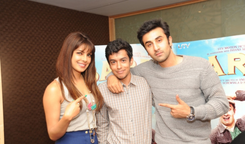 Barfi! Movie | Cast, Release Date, Trailer, Posters ...
