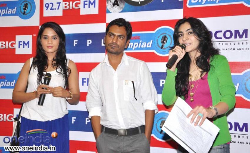 Gangs Of Wasseypur 2 Movie Promotion