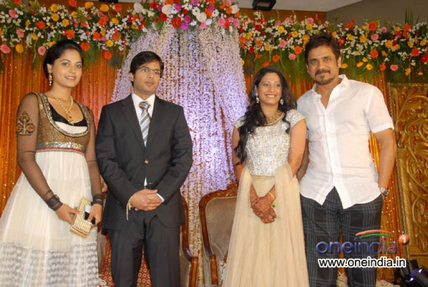 Jayasudha Sister Daughter Marriage Photos