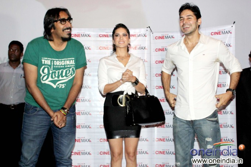 Jism 2 Movie Promotion