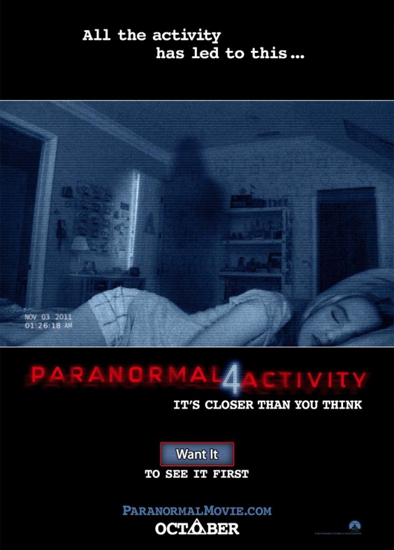Paranormal Activity 4 Photos